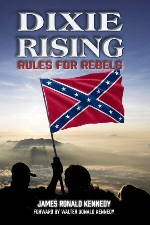 DixieRising CVR KINDLE 300x450 - Dixie Rising
