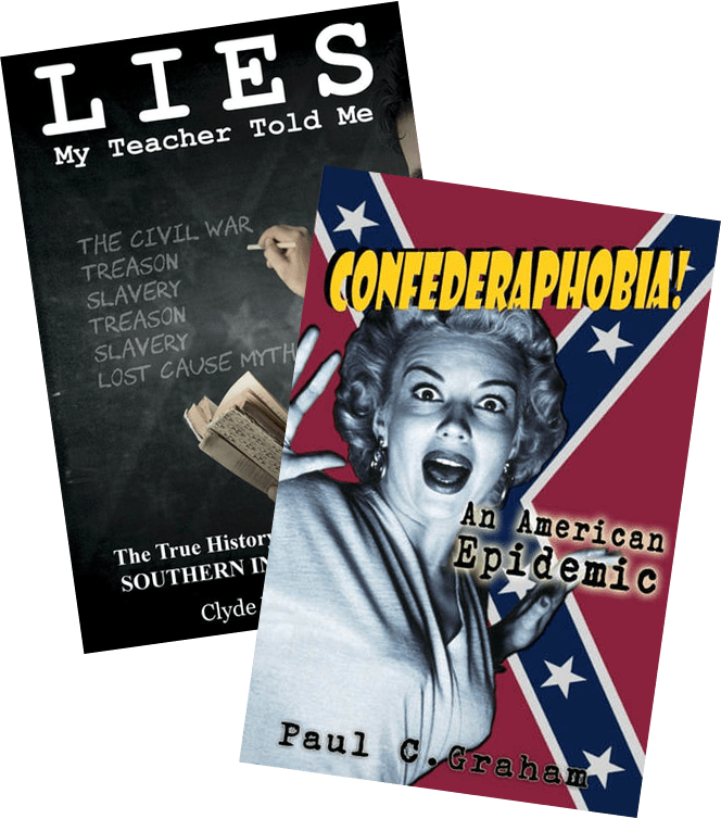 Lies Confederaphobia - Cart